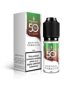 Vapouriz - Menthol Tobacco 5050