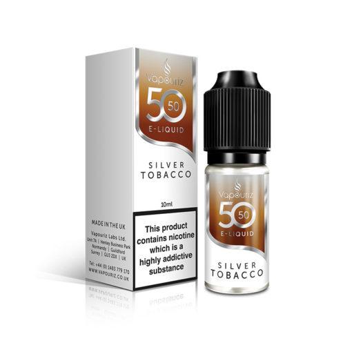 Vapouriz - Silver Tobacco 5050
