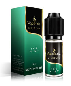 Ice Mint by Vapouriz Premium 5050