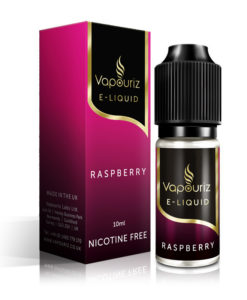 Raspberry by Vapouriz Premium 5050