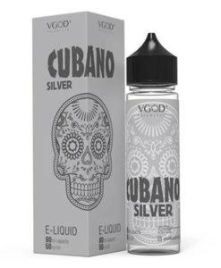 VGOD - Cubano Silver 50ml Eliquid