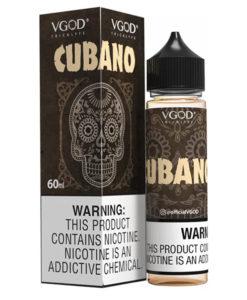VGOD - Cubano 50ml Eliquid