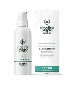 CBD Skin Cream 300mg by Vitality CBD