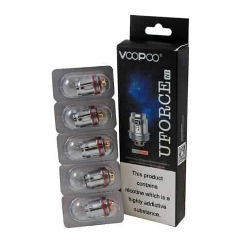 VooPoo UFORCE N1 Mesh Coils 5 Pack