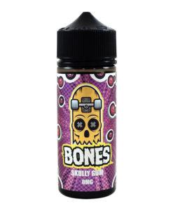 Wick Liquor Bones - Skully Gum Eliquid 100ml