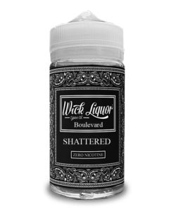 Wick Liquor - Boulevard Shattered 150ml Short Fill