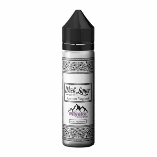 Wick Liquor Kurimu Yoghurt Forest Fruits 50ml Eliquid