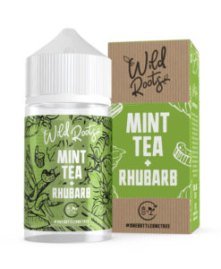 Mint Tea and Rhubarb by Wild Roots
