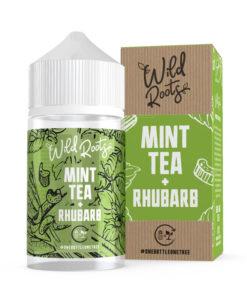 Wild Roots - Mint Tea & Rhubarb 50ml Eliquid