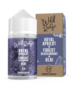 Wild Roots - Royal Apricot + Forest Blackcurrant + Acai Eliquid