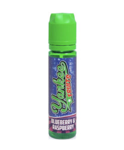 Yankee Juice Fruits - Blueberry & Raspberry 50ml Eliquid