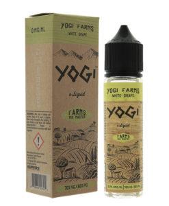 Yogi Farms - White Grape Short Fill Eliquid