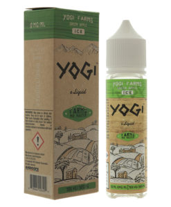 Yogi Farms - Green Apple Ice Short Fill Eliquid