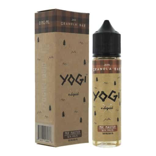 Yogi - Java Granola Bar 50ml Short Fill