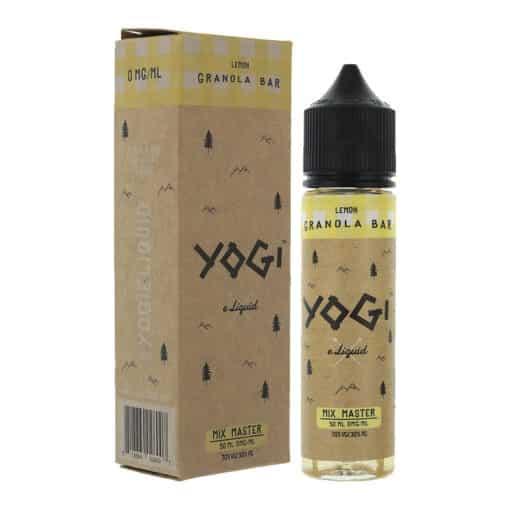 Yogi - Lemon Granola 50ml Short Fill