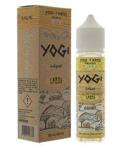 Yogi Farms - Pineapple Ice Short Fill Eliquid