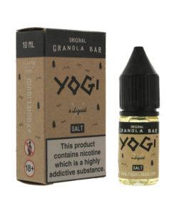 Yogi Salts - Original Granola Bar Nic Salt
