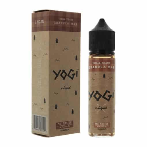 Yogi - Vanilla Tobacco Granola Bar 50ml Short Fill