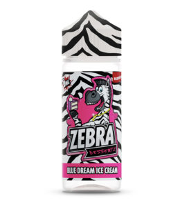 Zebra Dessertz - Blue Dream Ice Cream
