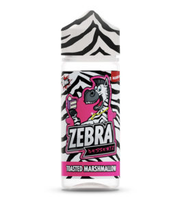 Zebra Dessertz - Toasted Marshmallow 100ml Short Fill