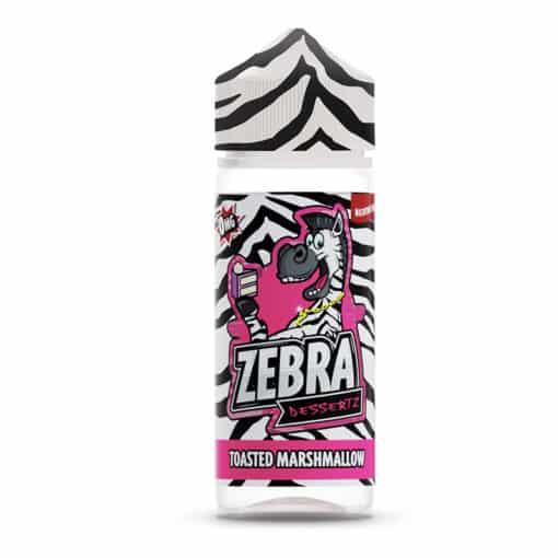 Zebra Dessertz - Toasted Marshmallow 100ml Short Fill