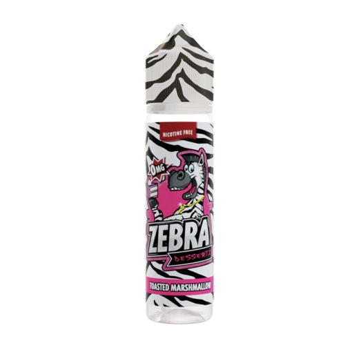 Zebra Juice - Toasted Marshmallow 50ml Short Fill