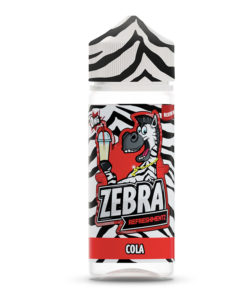 Zebra Refreshmentz - Cola 100ml Short Fill