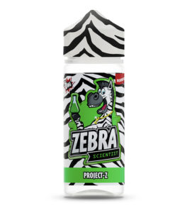 Zebra Scientist - Project-Z 100ml Short Fill