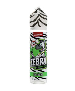 Zebra Scientist - Zeb-Tastic 50ml Short Fill