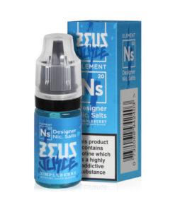 Zeus Juice - Dimpleberry 10mg & 20mg Nic Salt