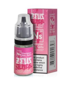 Zeus Juice - Dodoberry 10mg & 20mg Nic Salt
