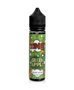 Zing! - Green Apple 50ml Short Fill