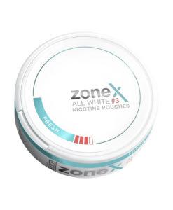 Zone X - Nicotine Pouches